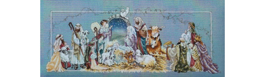 tienda de navidad