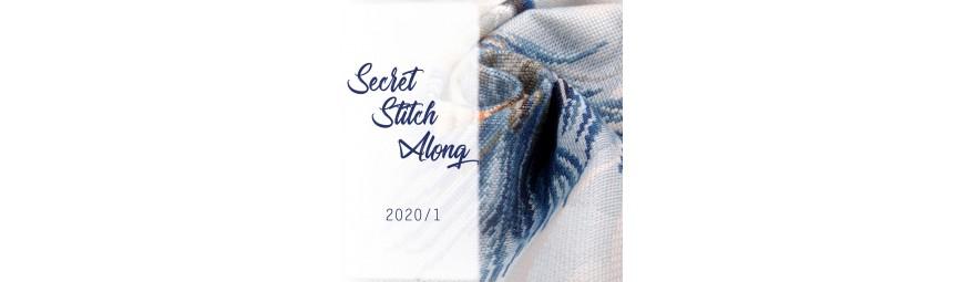SAL stitch along secret